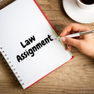 Law Paper Writing Services